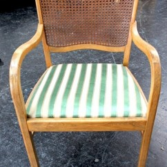 How To Replace Cane Back Chair With Fabric Bouncy Saucer Decorating Interior Of Your House Upholstery Basics Picture Perfect Backs Design Sponge