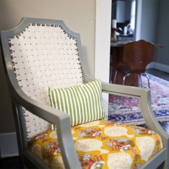 How To Replace Cane Back Chair With Fabric Best Ergonomic Computer Before After Woven Makeover Design Sponge Suggested For You