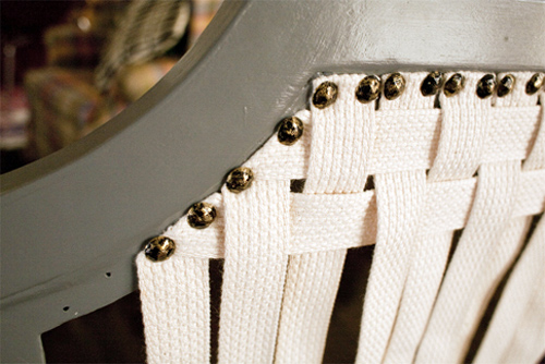 how to replace cane back chair with fabric lawn chairs home depot before after woven makeover design sponge suggested for you