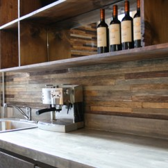 Craigslist Kitchen Island Tables For Cheap Before & After: Salvaged Wood Bar – Design*sponge