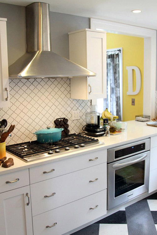 stone kitchen flooring design stores before & after: sunny makeover – design*sponge