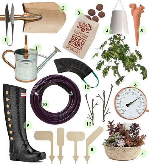 2012 D S Gift Guide For Gardeners – Design Sponge