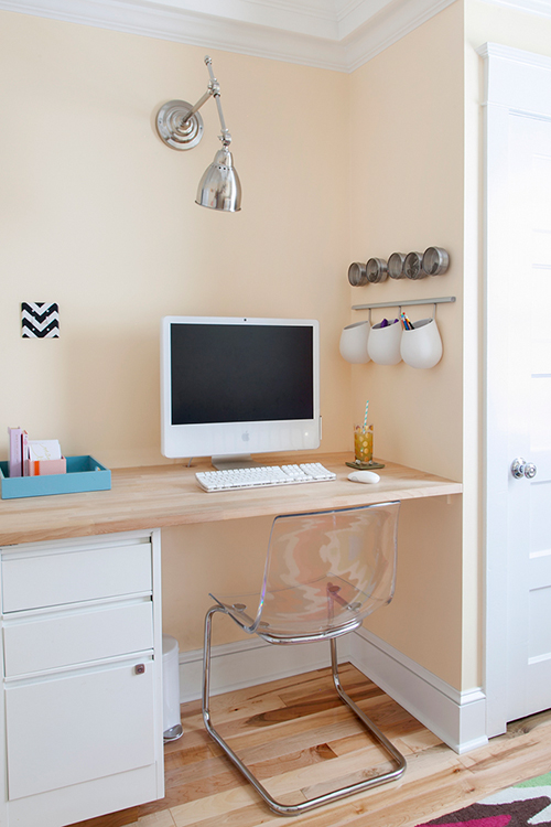 red desk chair ikea hard floor mat a new jersey home restored to its craftsman glory – design*sponge