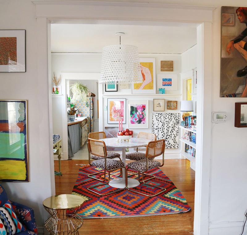 Maximalist Style Outside of Chicago  DesignSponge