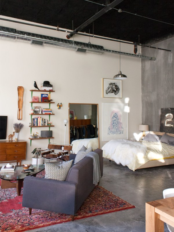 Eclectic Apartment In Seattle Fit Quirky