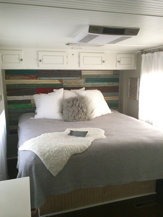 Before Amp After An RV To Call Home DesignSponge