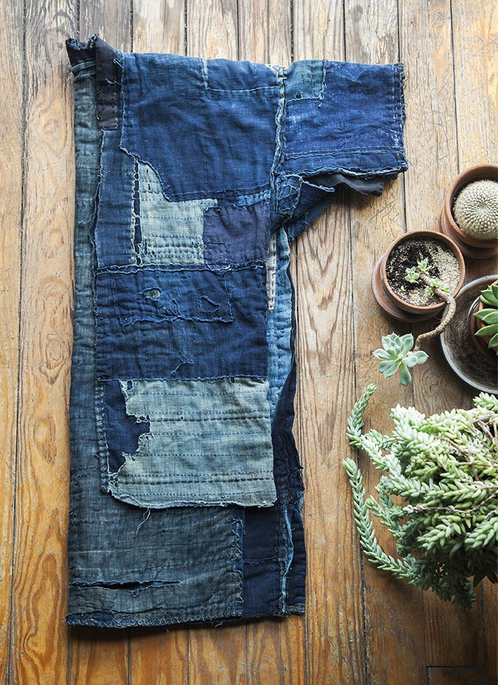 Three Easy Ways to Mend Fabric Inspired by Japanese
