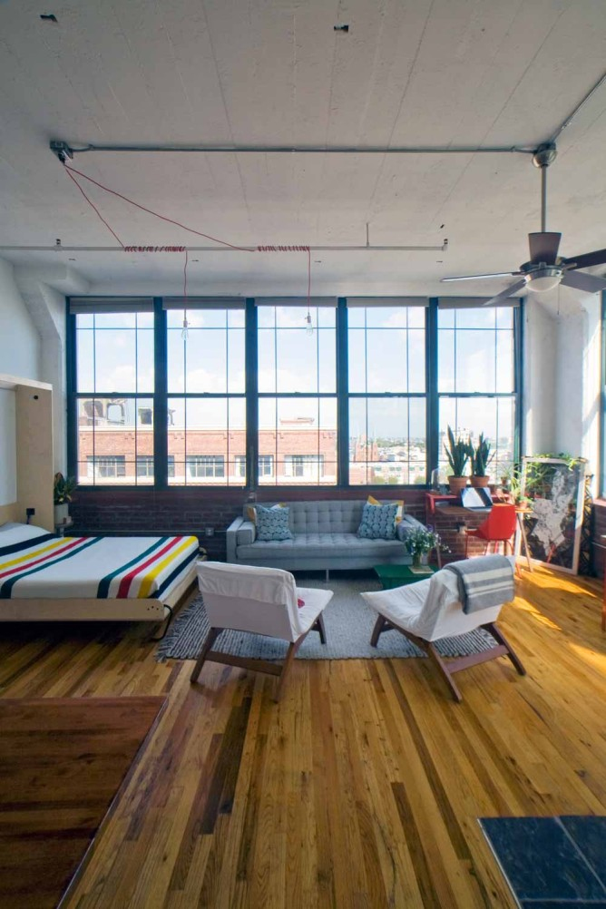 The Philly Love Notes Loft