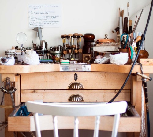 What's In Your Toolbox: Carolina Gimeno, on Design*Sponge