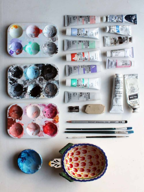 What's In Your Toolbox: Elena Megalos, on Design*Sponge