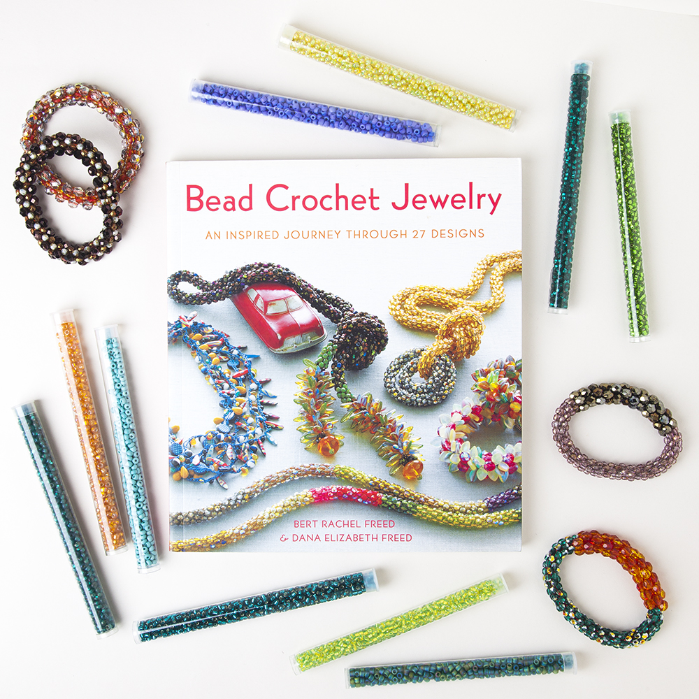 DIY Bead Crochet with Well Done Experience for Design Sponge by Jessica Marquez