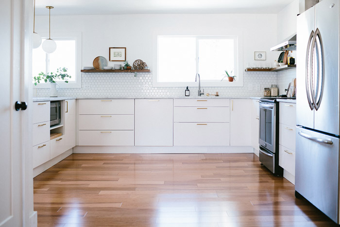 Before & After A Fixer Upper Gets A New Kitchen In Denver CO