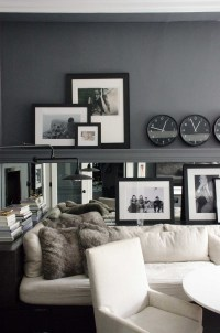 Paint it Black: 15 Bold and Beautiful Dark Walls  Design
