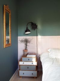 10 Amazing Two-Tone Walls: When One Color Just Wont Do ...