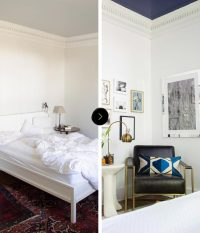 Before & After: Going Glam in a Bachelor Pad Bedroom ...