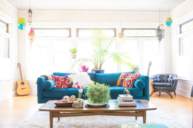 A Bright And Happy Chicago Bungalow