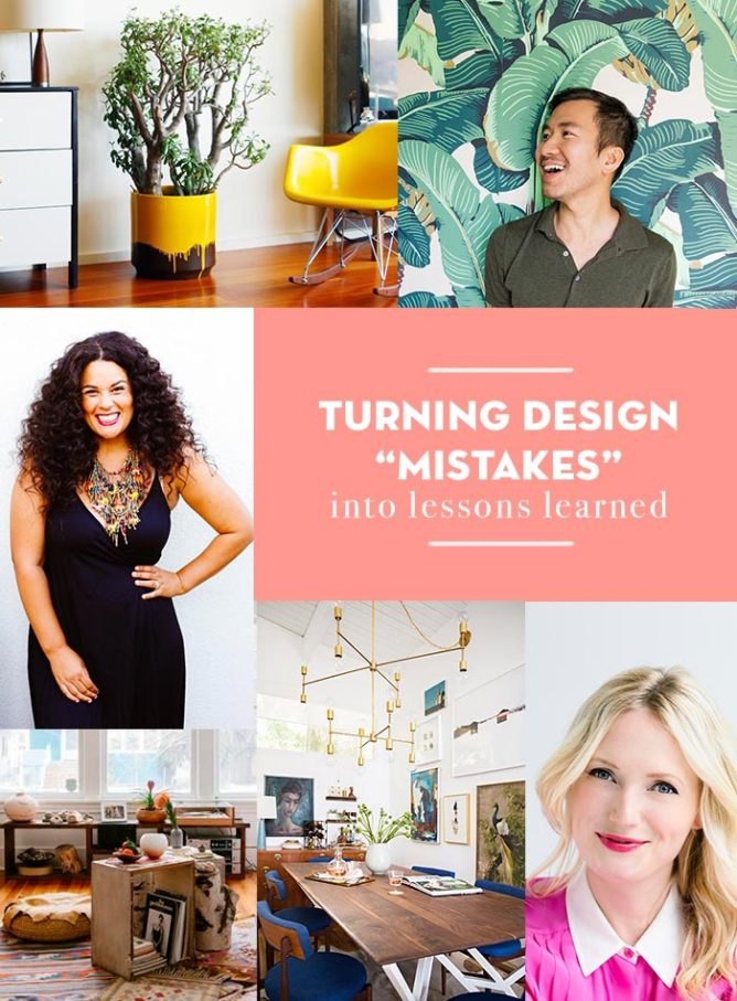 "Turning Design ""Mistakes"" Into Lessons Learned"