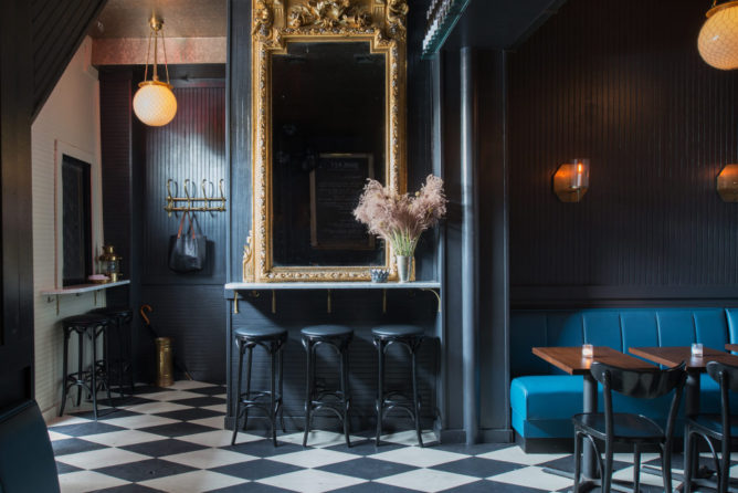 Little King: Where the Bar's Gilded, but the Vibe's Casual