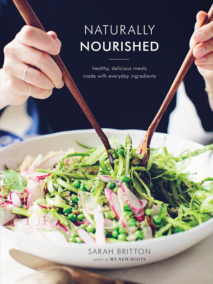 Naturally Nourished by Sarah Britton   DesignSponge