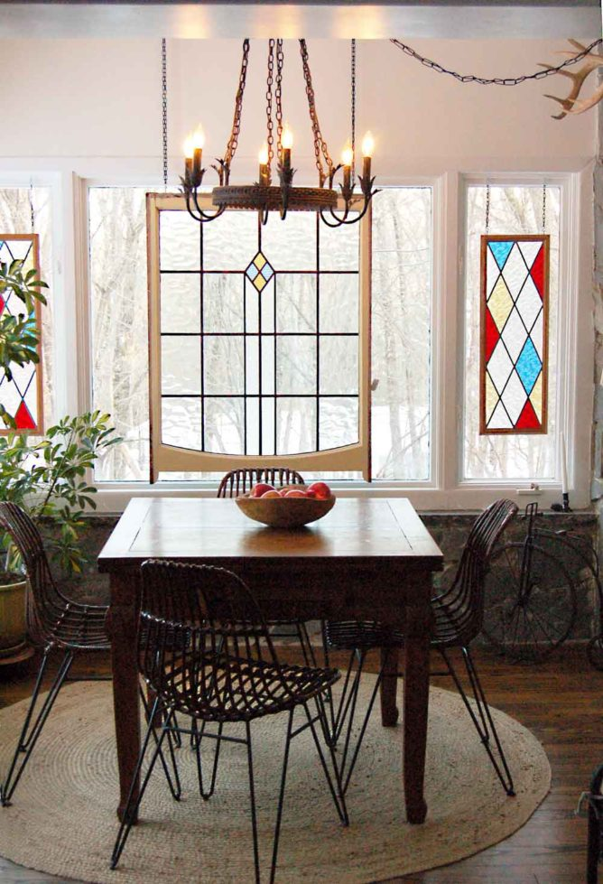 Before & After: An Old Stone Storybook House in Woodstock, NY