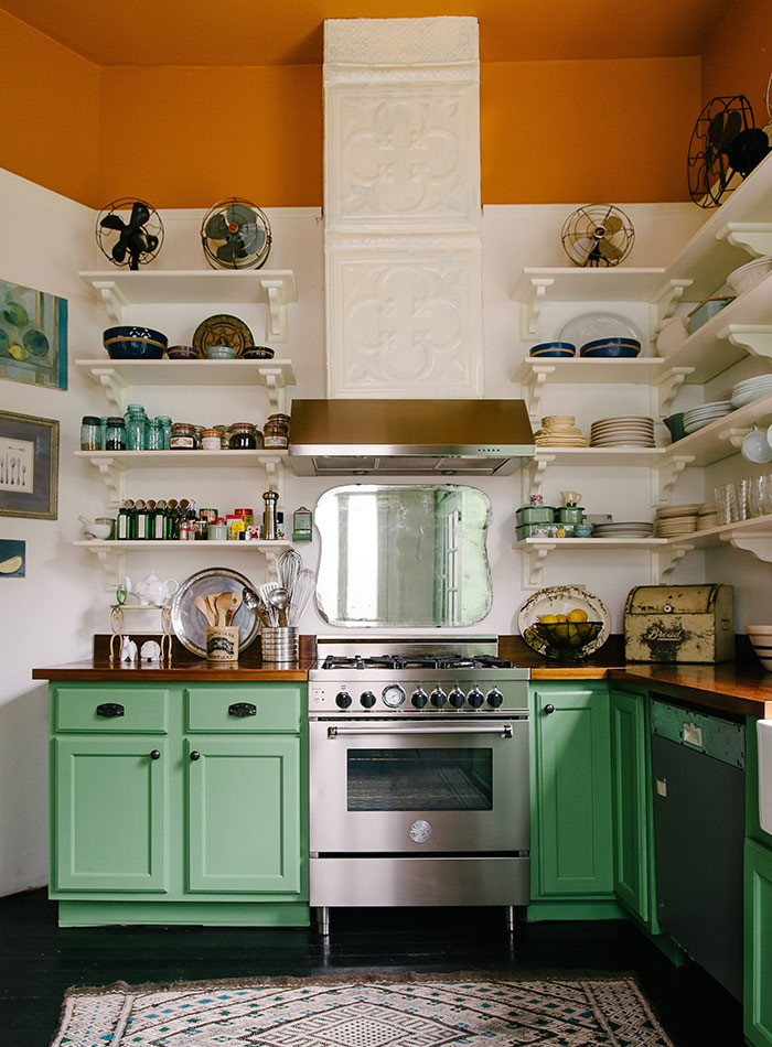 The Power Of Painted Cabinets – Design Sponge