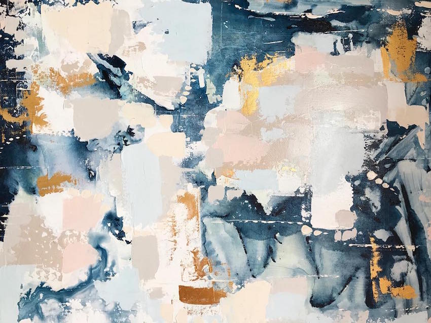 14 Abstract Painters to Follow on Instagram | Design*Sponge
