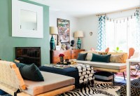 A Familys Eclectic Style Transforms a Mid-Century Ranch ...