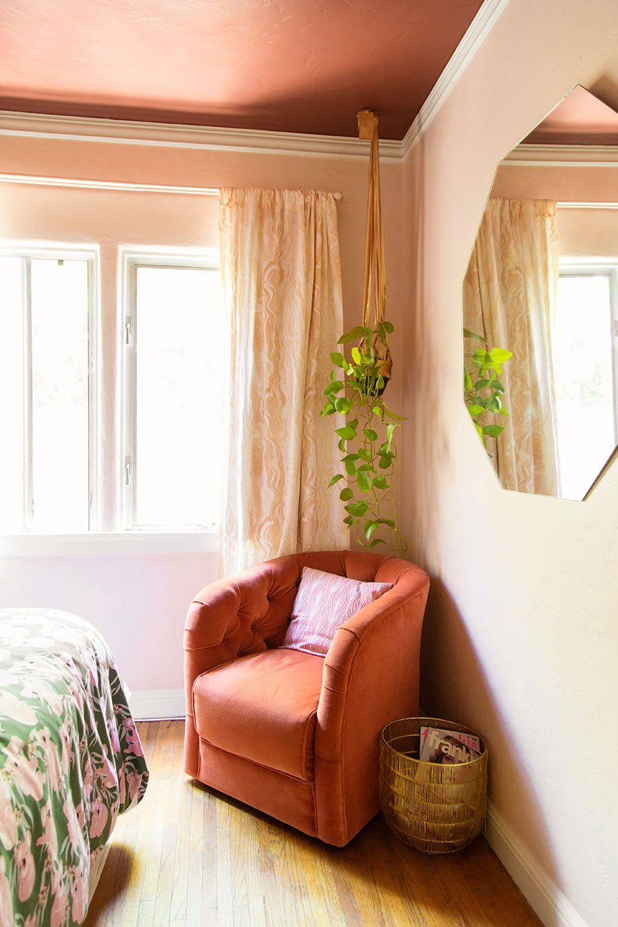 A Colorful Atwater Village Home for Two Photographers  DesignSponge