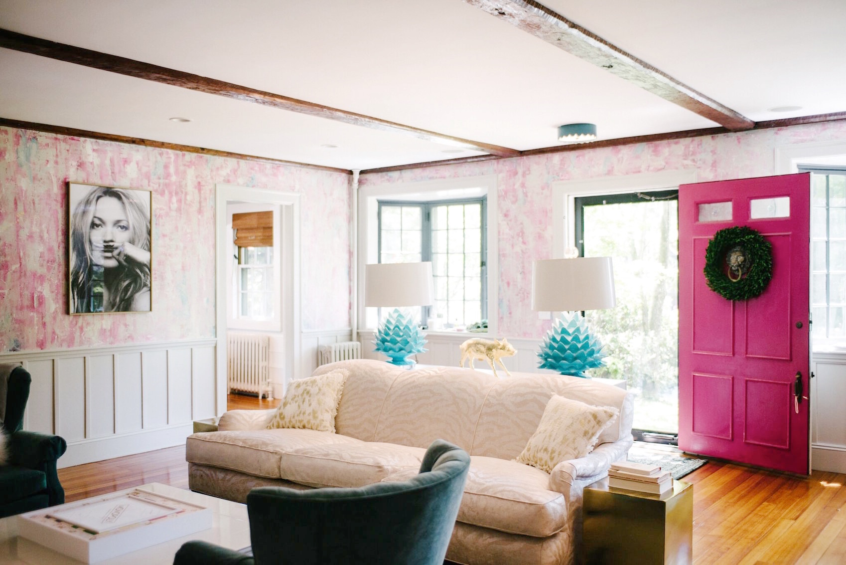 A 1920s Bungalow Filled With Bright Personality – Design Sponge