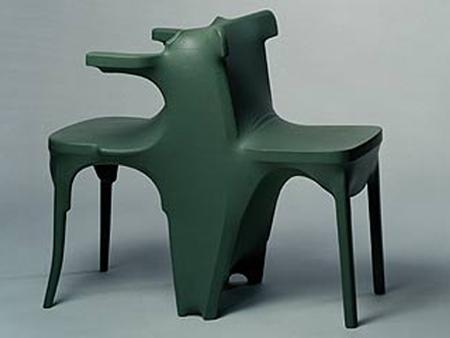 Kokon stoel Jurgen Bey  Designstoelenorg