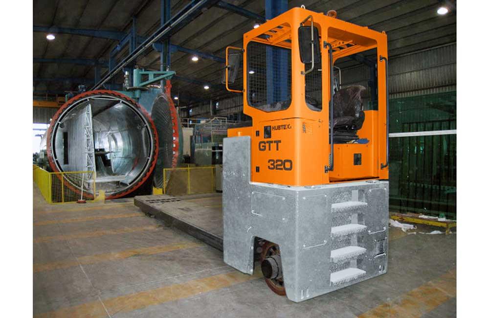 Hubtex Gtt Glass Frame Platform Transporters For A And L