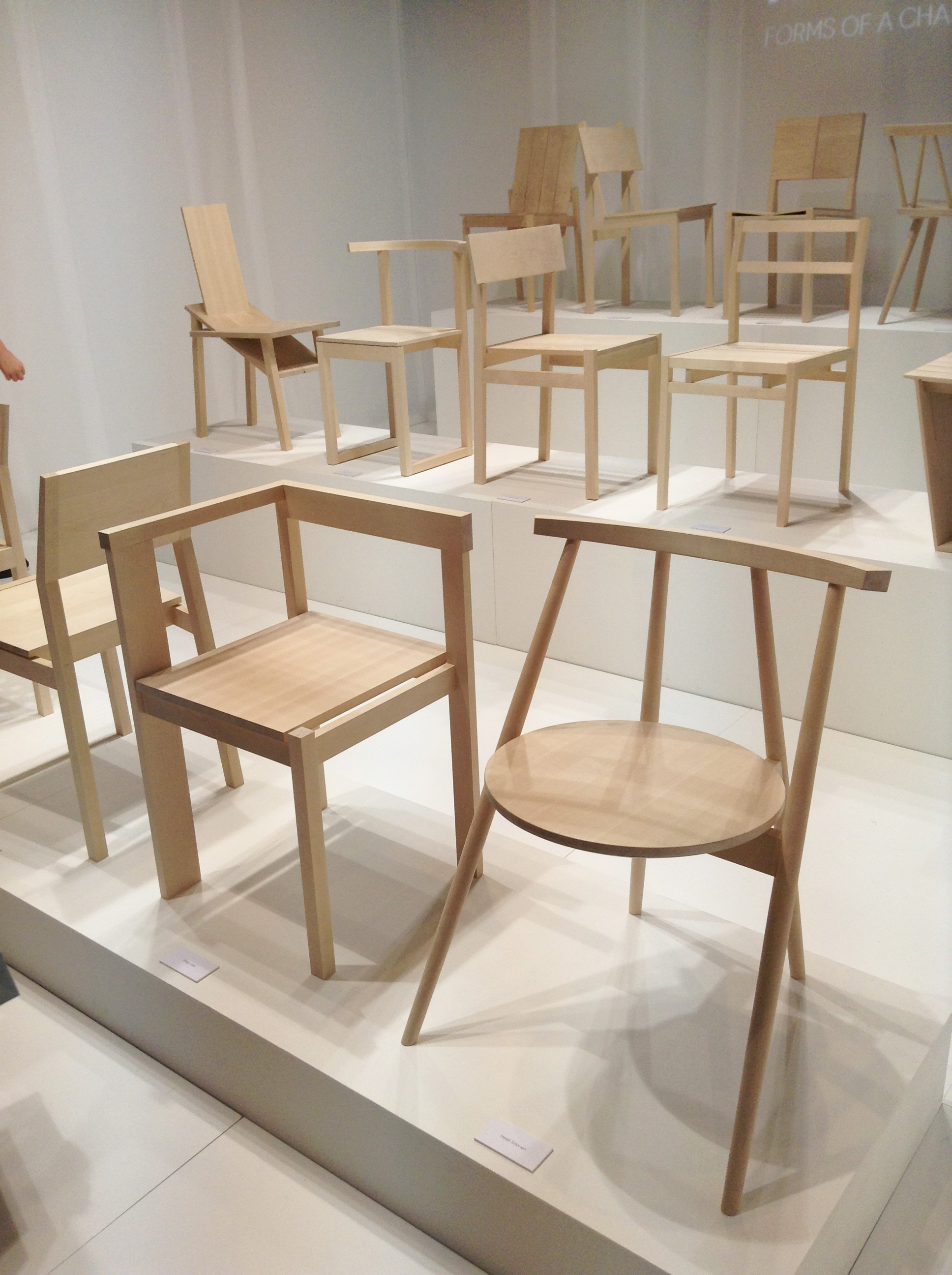 chair design studio bistro style dining chairs stockholm furniture fair  scandinavian