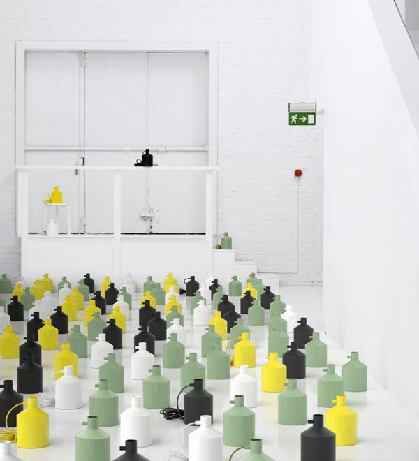 Silo Pendant Lamp-Note Design Studio