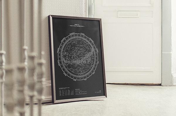 600x395-stellavie-print-silkscreen-stellar-map-southern-sky-silverwhite-on-black-100
