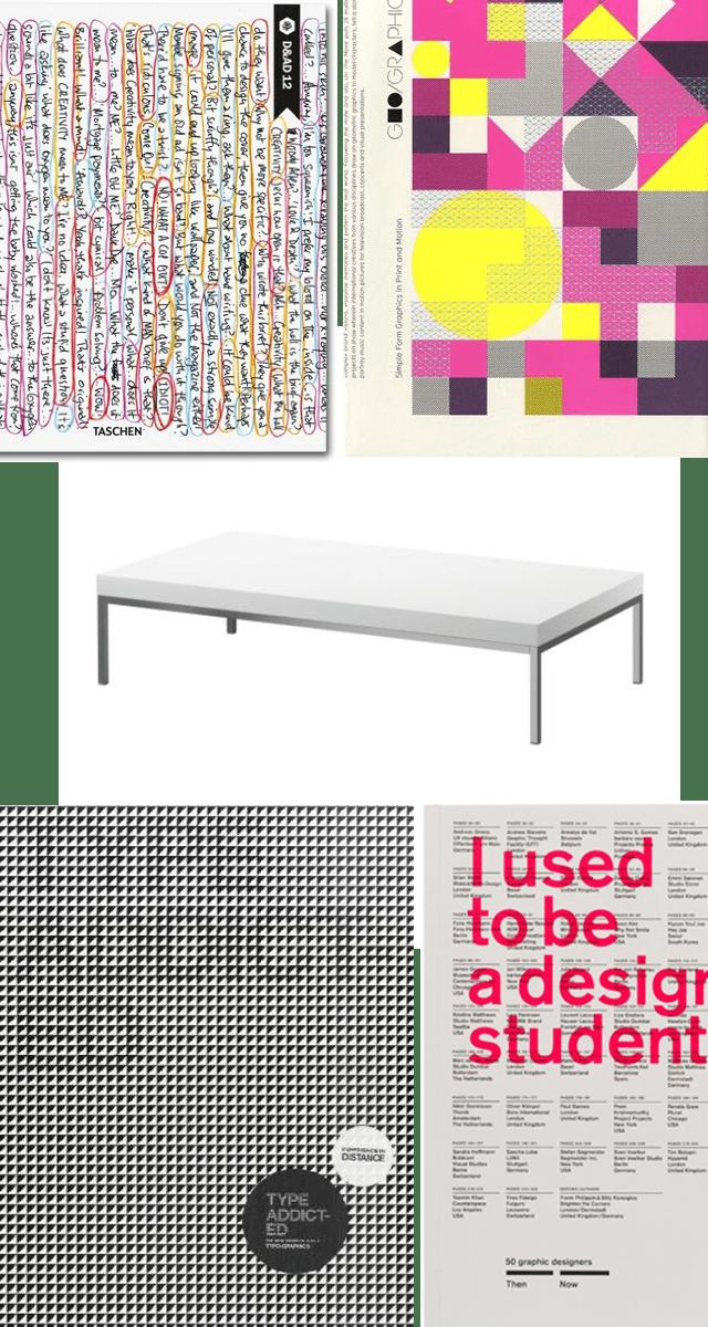 Books On Coffee Table No.7   Design Studio 210