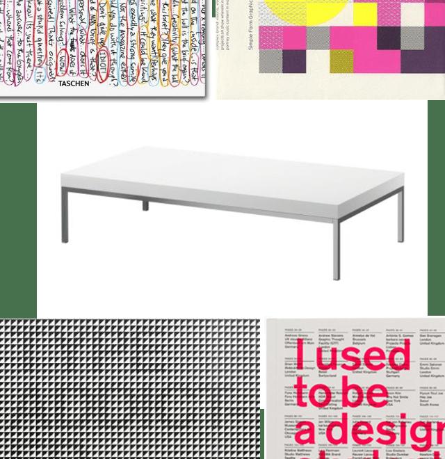 Books On Coffee Table No.7 | Design Studio 210
