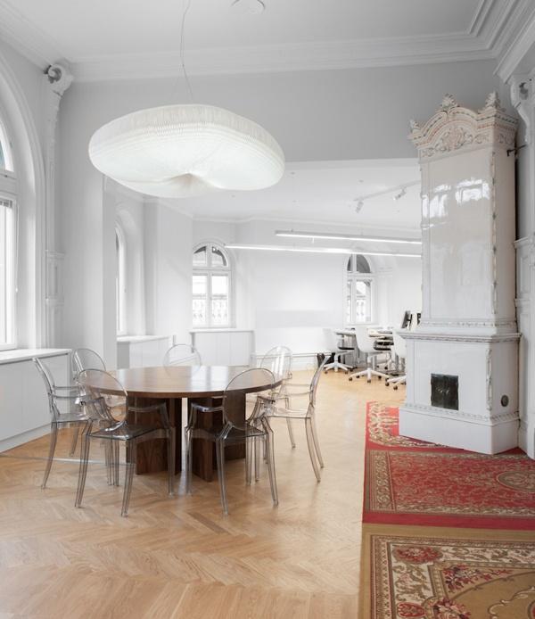 Netlight / Photo - Jason Strong | Design Studio 210