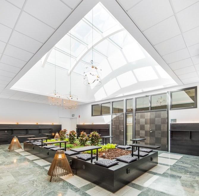 HSB office / Design - PS Arkitektur / Photo - Jason Strong   Design Studio 210
