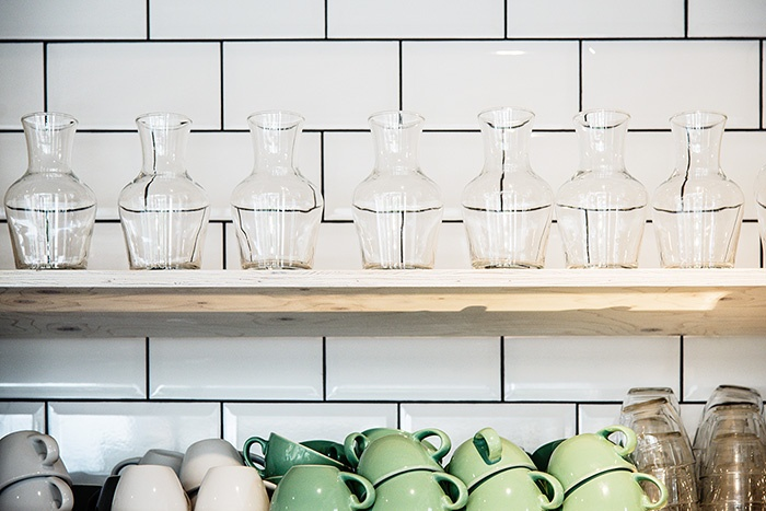 Restaurant Guide / Design by TILT / Photo - Jill Tate