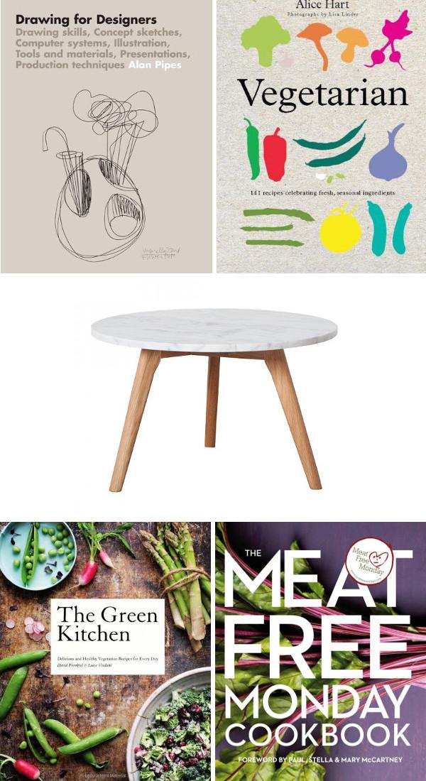 Coffee Table Books | Design Studio 210