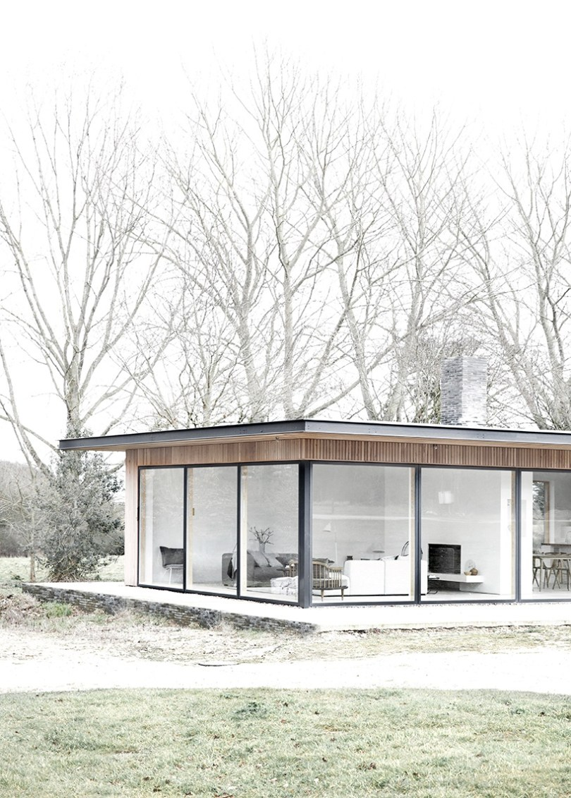 minimalism architecture exterior glass