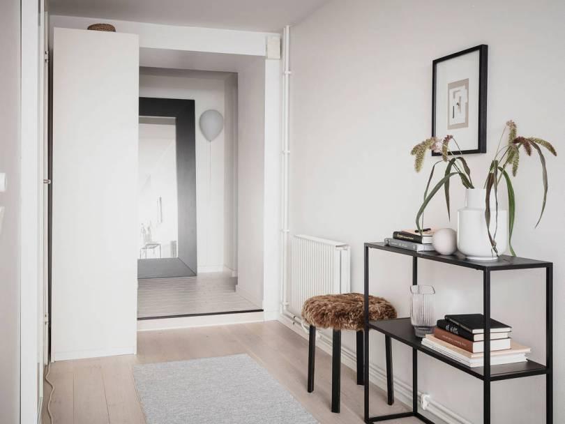 Scandinavian interior space