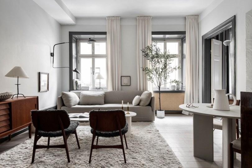 designer lovisa häger's apartment
