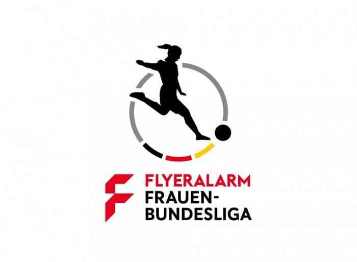 Flyeralarm Frauen-Bundesliga – Logo
