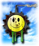 Clean Energy Works Logo Spoof
