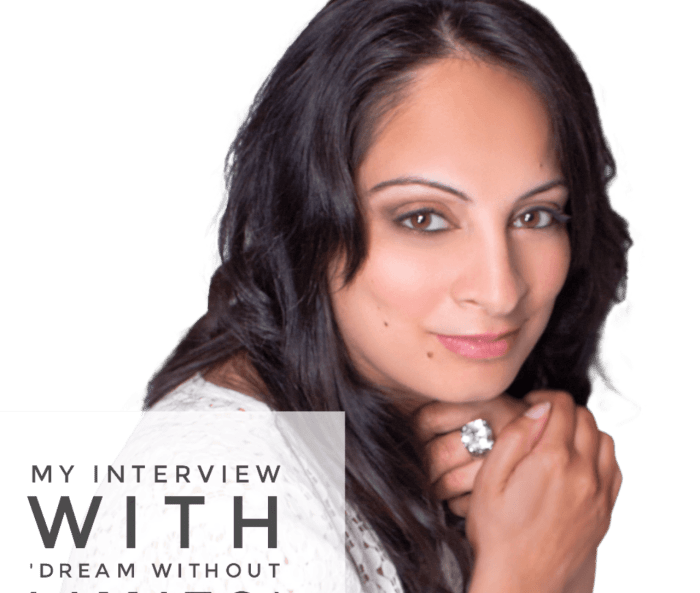 My interview with Dream Without Limits