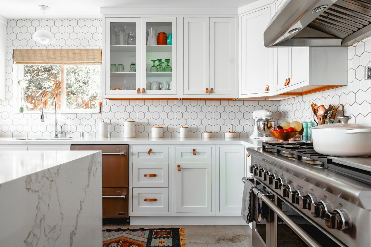 The starting point in designing your dream kitchen