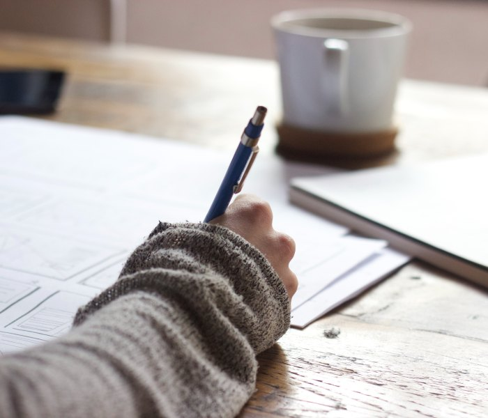 How to Give Yourself Permission to Write When You're Stuck in the Bad Emotions