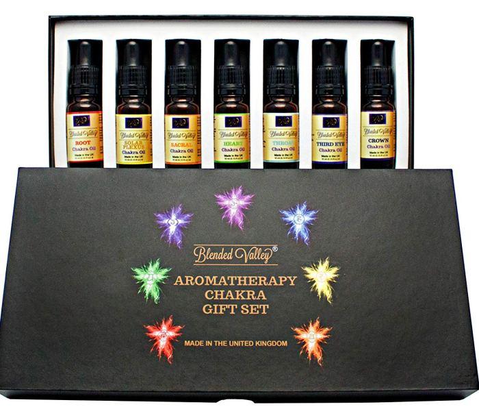 Chakra Oils Gift Set