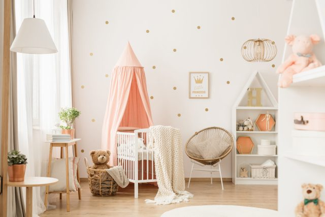 7 things you should consider when designing your baby's nursery